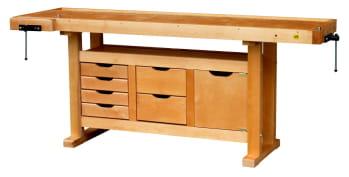 etabli d b niste avec caisson 2 m outifrance 0013202 outifrance rfi. Black Bedroom Furniture Sets. Home Design Ideas