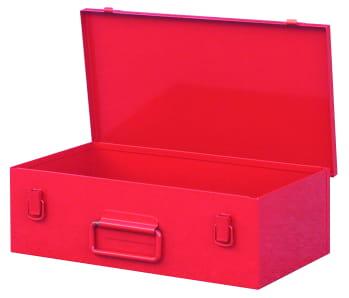 caisse de rangement m tallique outifrance pour perceuse outifrance rfi. Black Bedroom Furniture Sets. Home Design Ideas