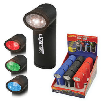mini lampe torche spotlight 6 led 4 couleurs. Black Bedroom Furniture Sets. Home Design Ideas