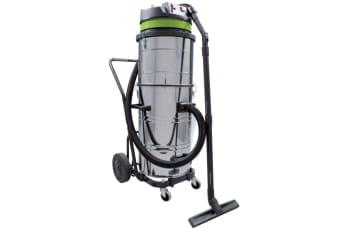 aspirateur cyclonique de poussi re fine moteur froid 1200 w cuve inox 40 73 l ica rfi. Black Bedroom Furniture Sets. Home Design Ideas